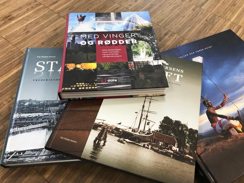 Hardcover bøger