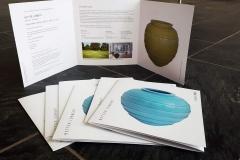 3 fløjet brochure
