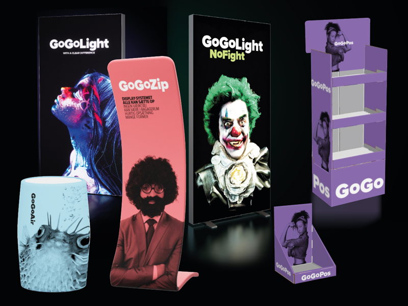GoGoZip - geniale messesystemer